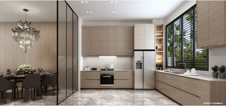 ShowFlat Kitchen