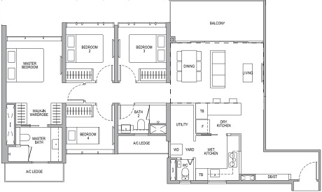 Whistler Grand 4 Bedroom